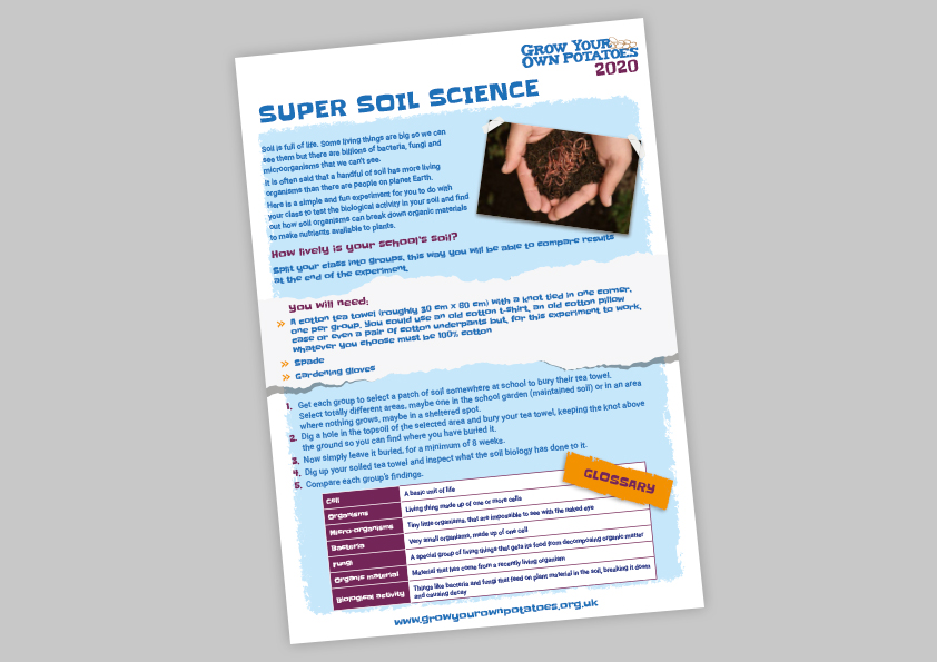 Super soil science